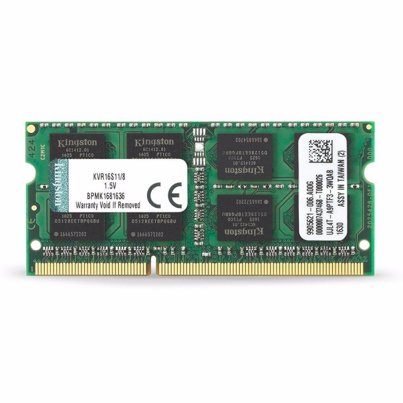 RAM Kingston 8GB/12800  DDR3 (1)
