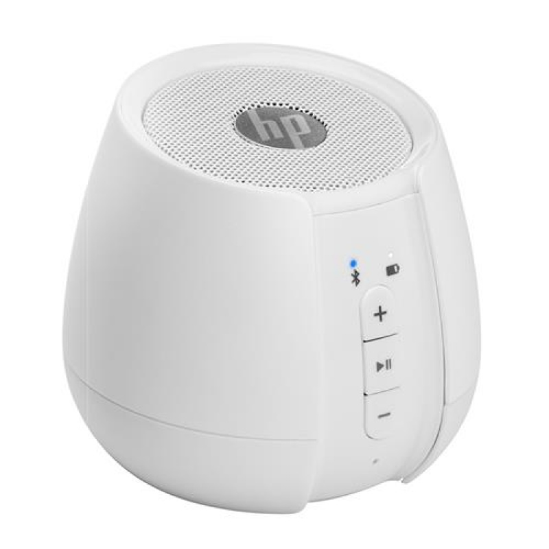 Kolonka HP White S6500 Wireless Speaker (2)