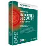Kaspersky Internet Security  box 2pk səbətdə