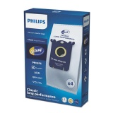 Philips S-Bag FC8021/03 Classic LP4 səbətdə