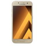Samsung Galaxy A3 2017 Gold səbətdə