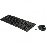 HP Wireless Keyboard Mouse 200 səbətdə