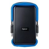 Apacer 1 TB USB 3.1 Portable Hard Drive AC631 Blue Shockproof səbətdə