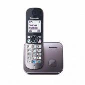 DECT telefon: Panasonic KX-TG6811UA Gümüşü