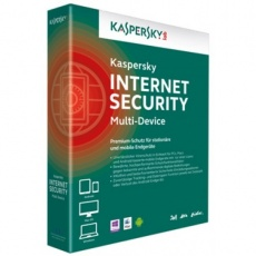 Антивирус: Kaspersky Internet Security  box 2pk