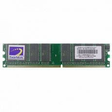 RAM: Kingston 512 MB / ECC