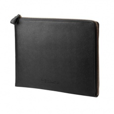 Сумку: HP Spectre Black Leather Sleeve Zipper 13.3