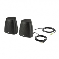 Колонка: HP S3100 Black USB Speaker