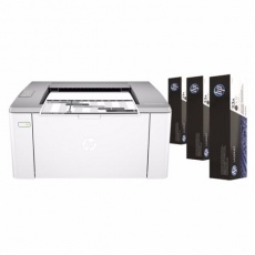 Printer: HP LaserJet Ultra M106w