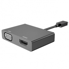 Adapter: HP Micro USB to HDMI/VGA Adapter