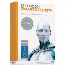 Антивирус: ESET NOD32 Smart Security