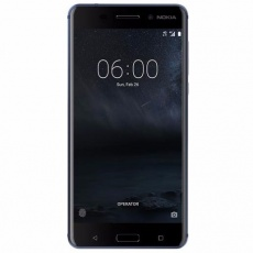 Telefon: Nokia 6 DS Tempered Blue