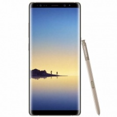 Телефон: Samsung Galaxy Note8 Maple Gold
