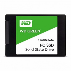 HDD: WD Green 120GB SSD SATA 3 6Gb/s 2.5