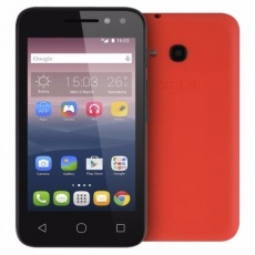 Telefon: Alcatel Pixi 4 4034D Red