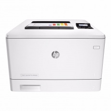 Printer: HP Color LaserJet Pro M452dn