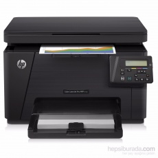 Printer: HP Color LaserJet Pro MFP M176n