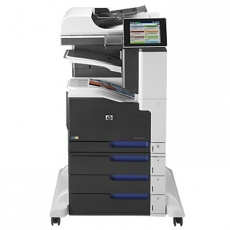 Printer: HP LaserJet Enterprise 700 color MFP M775z