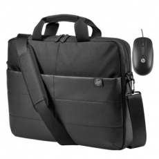 Сумку: HP 15.6 Classik Briefcase and Mouse
