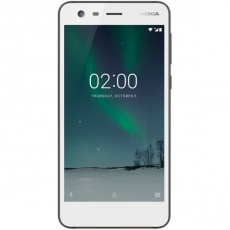 Telefon: NOKIA 2 DS WHITE