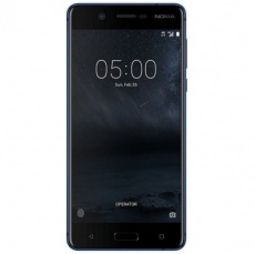 Telefon: NOKIA 5 DS TEMPERED BLUE