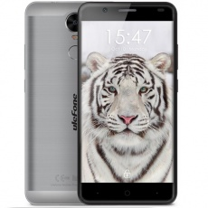 Телефон: ULEFONE TIGER Lite Grey