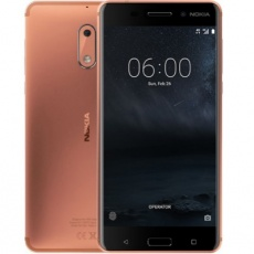 Telefon: NOKIA 6 DS COPPER