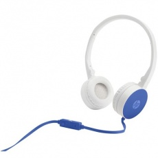 Qulaqcıq: HP H2800 Stereo DF Blue Headset