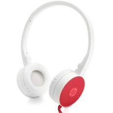 Qulaqcıq: HP H2800 Red Stereo Headset
