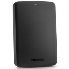 HDD: Toshiba Canvio Basics 500GB USB 3.0
