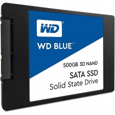 HDD: WD Blue 500GB 3D NAND SATA SSD