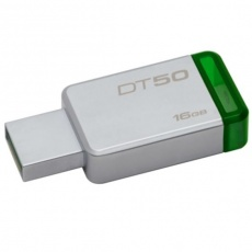Флеш карту usb: Kingstone 16GB Data Traveler 50 USB 3.1