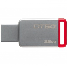 Флеш карту usb: Kingstone 32GB Data Traveler 50 USB 3.1