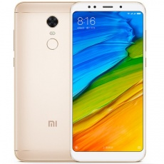 Telefon: Xiaomi Redmi 5 Plus DS 64GB GOLD
