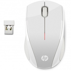 Mouse: HP Wireless Mouse X3000 (Pike Silver)
