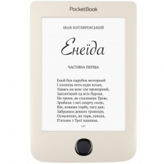 Планшет: POCKETBOOK e-reader 615(2) Beige