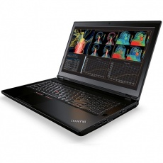 Notbuk: Lenovo ThinkPad P71 i7 7700HQ