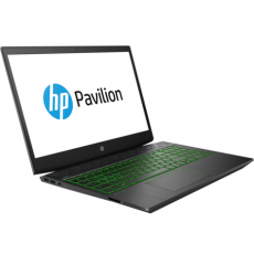Ноутбук: HP Pavilion Gaming 15-cx0037ur
