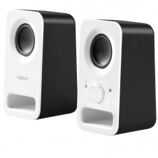 Kolonka: Logitech z150 Multimedia Speakers -SNOW WHITE - 3.5MM - UK