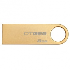 Flesh kart Usb: Kingston 8GB USB 2.0 DataTraveler SE9