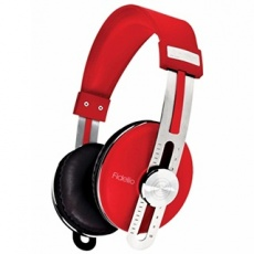 Qulaqcıq: SonicGear Headphone Elysium Fideliio Crimson Red