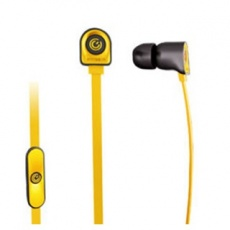 Наушники: SonicGear Earphone NeoPlug Nozz B.Yellow