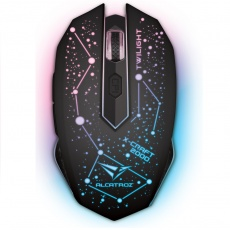 Mouse: SonicGear Wireless Gaming Mouse X-Craft Air 2000 Twilight