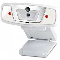 Veb kamera: GENIUS LightCam 1020 White