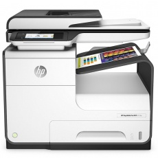 Принтер: HP PageWide Pro 477dw Multifunction Printer(D3Q20B)