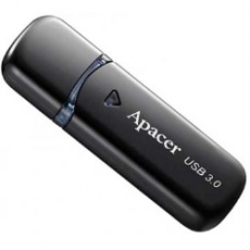 Flesh kart Usb: Apacer 32 GB USB 3.1 Gen1 AH355 Black