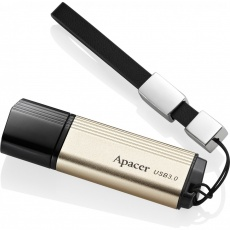Флеш карту usb: Apacer 16 GB USB 3.1 Gen1 AH353 Gold