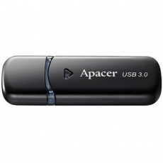 Flesh kart Usb: Apacer 16 GB USB 3.1 Gen1 AH355 Black