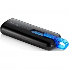 Флеш карту usb: Apacer 16 GB USB 3.1 Gen1 AH354 Black