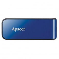 Флеш карту usb: Apacer 16 GB USB 2.0 AH334 Blue